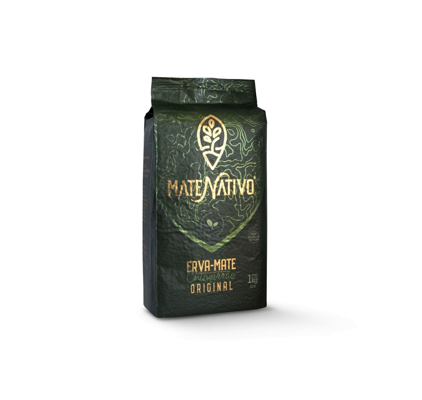 Original Mate Nativo Erva Mate