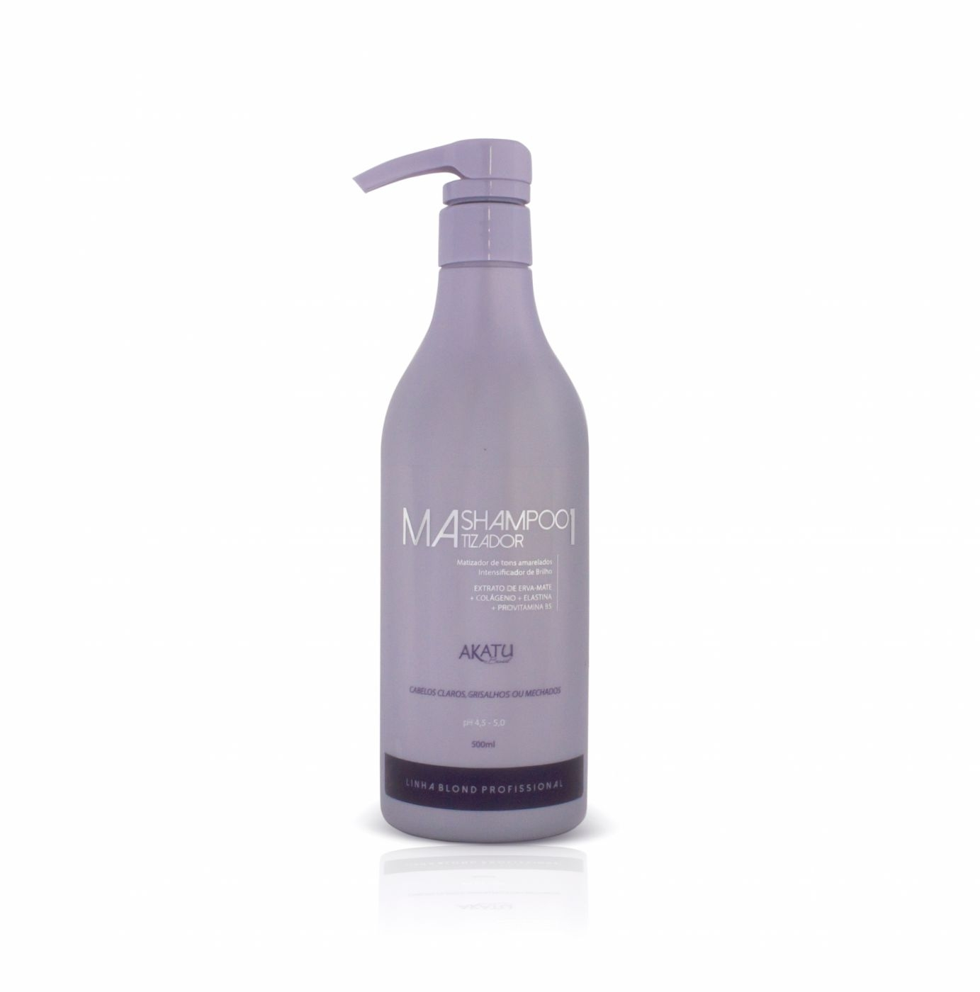 Shampoo Sublime Blond 500g